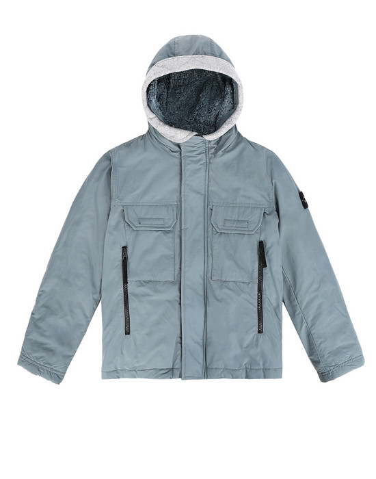 Blouson 40534 MICRO REPS WITH PRIMALOFT® INSULATION TECHNOLOGY STONE ISLAND JUNIOR - 0