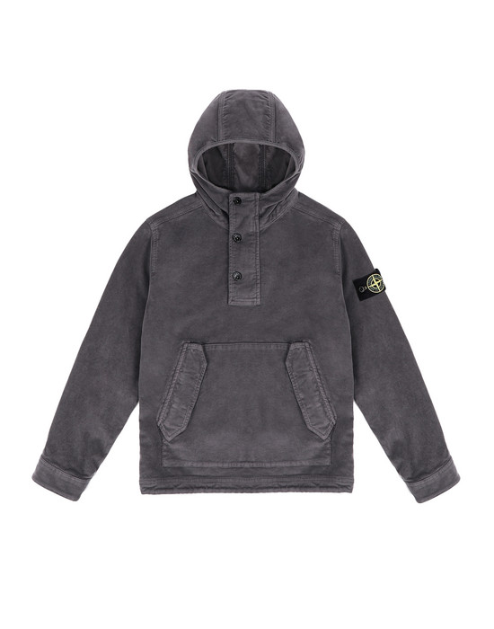 LIGHTWEIGHT JACKET Q0422 STONE ISLAND JUNIOR - 0