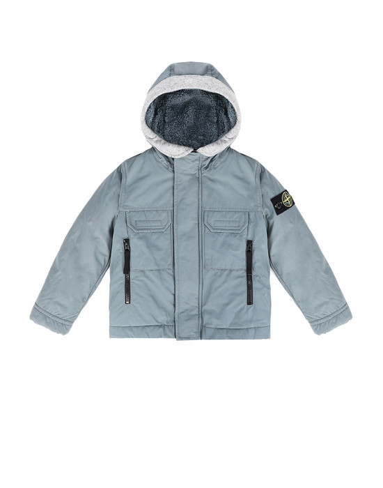 Jacket 40534 MICRO REPS WITH PRIMALOFT® INSULATION TECHNOLOGY STONE ISLAND JUNIOR - 0