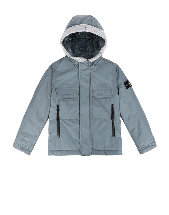 Cazadora 40534 MICRO REPS WITH PRIMALOFT® INSULATION TECHNOLOGY STONE ISLAND JUNIOR - 0