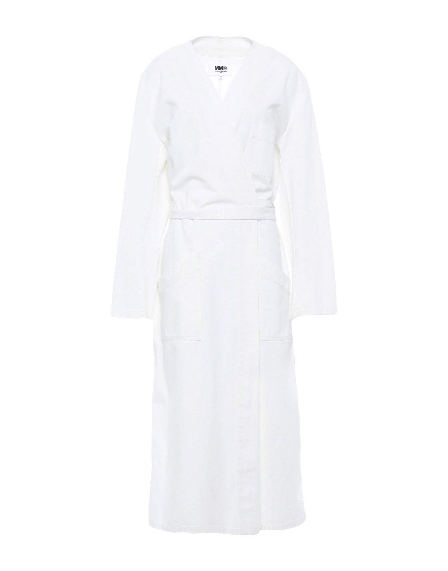 MM6 MAISON MARGIELA Джинсовая верхняя одежда maison g o c o джинсовая верхняя одежда