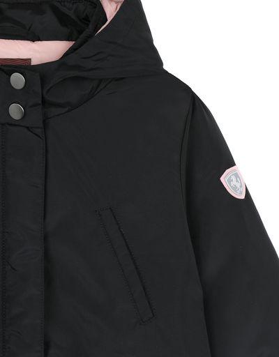 Scuderia Ferrari Online Store - Girls' water-resistant padded parka - Parkas
