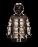 MONCLER VERDIER - Long outerwear - women
