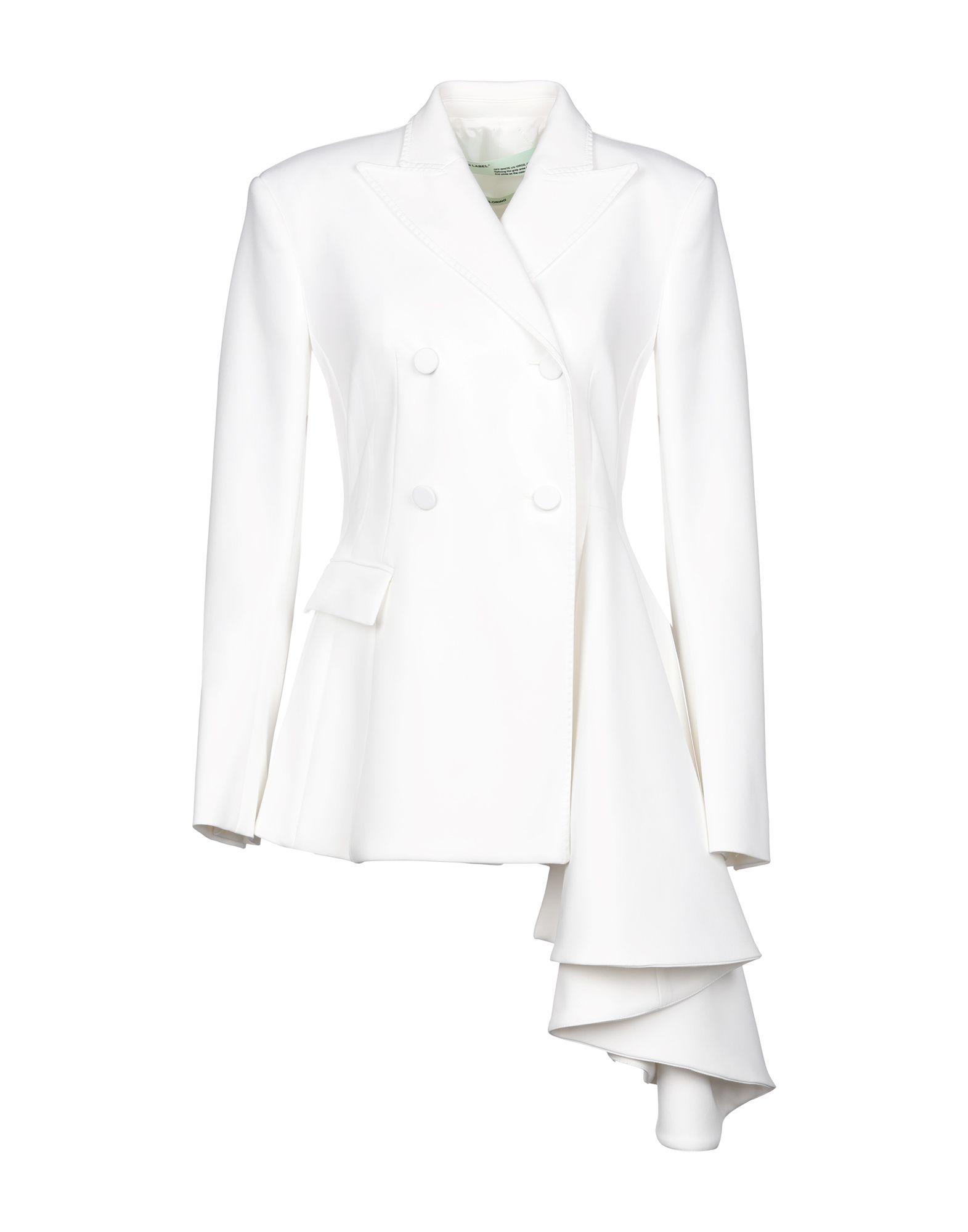 все цены на OFF-WHITE™ Легкое пальто онлайн