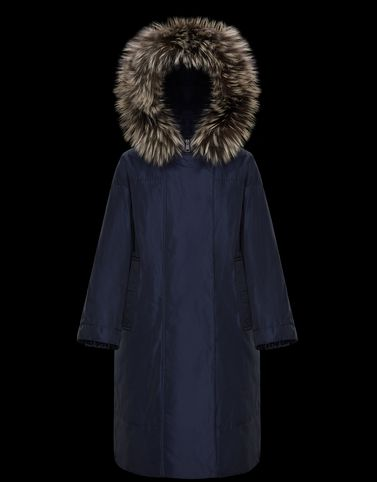 Moncler View all Outerwear Woman: BOUVREUIL