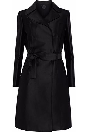CAROLINA HERRERA Cotton and silk-blend gabardine trench coat