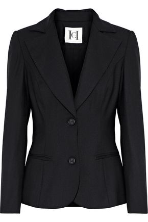 CAROLINA HERRERA Wool-blend twill blazer