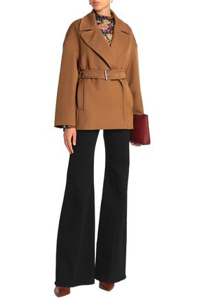 VANESSA BRUNO Belted twill jacket