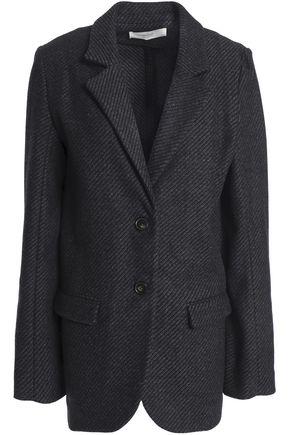 VANESSA BRUNO ATHE' Houana wool-blend twill blazer