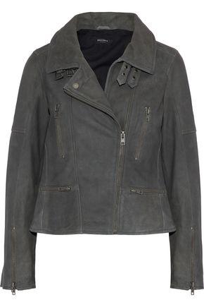 MUUBAA Nuthatch nubuck biker jacket