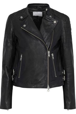 MUUBAA Leather biker jacket