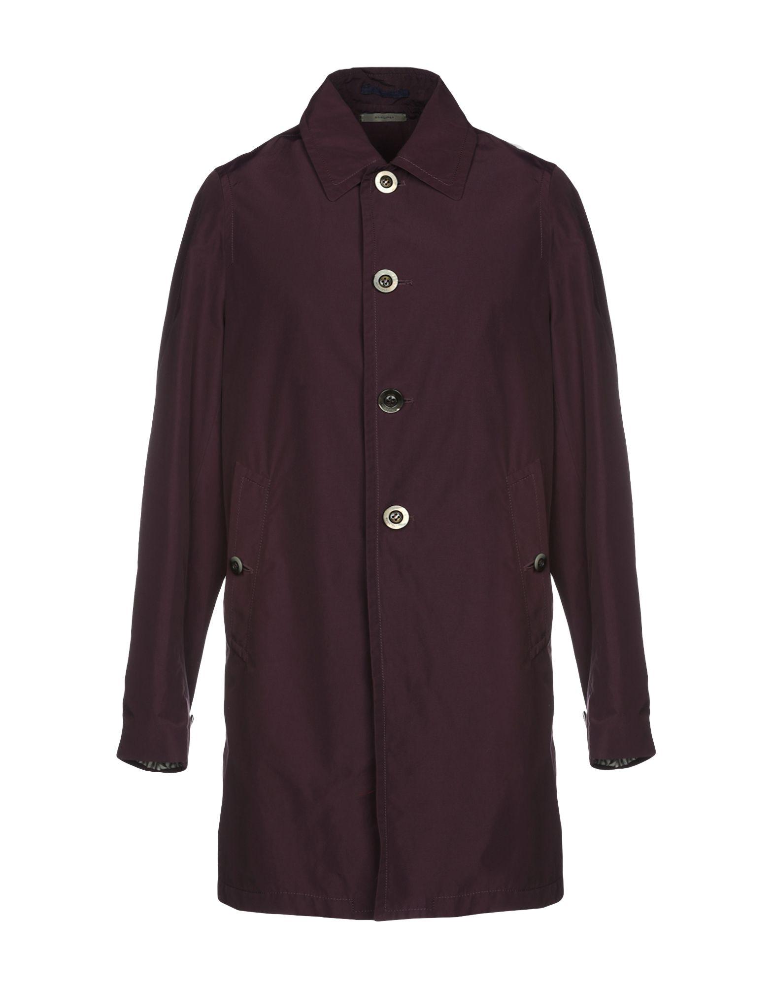BOGLIOLI Легкое пальто boglioli пальто