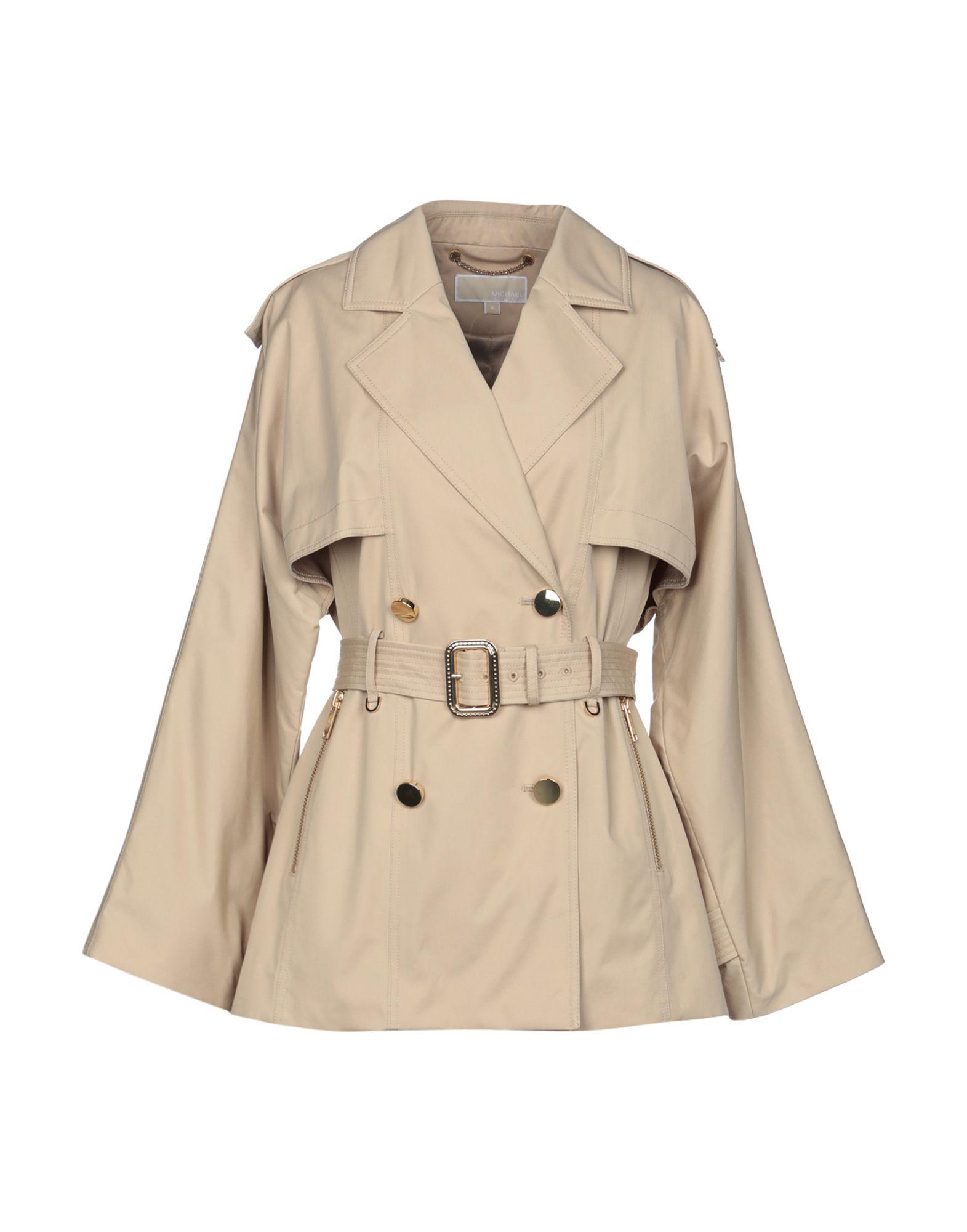MICHAEL MICHAEL KORS Легкое пальто