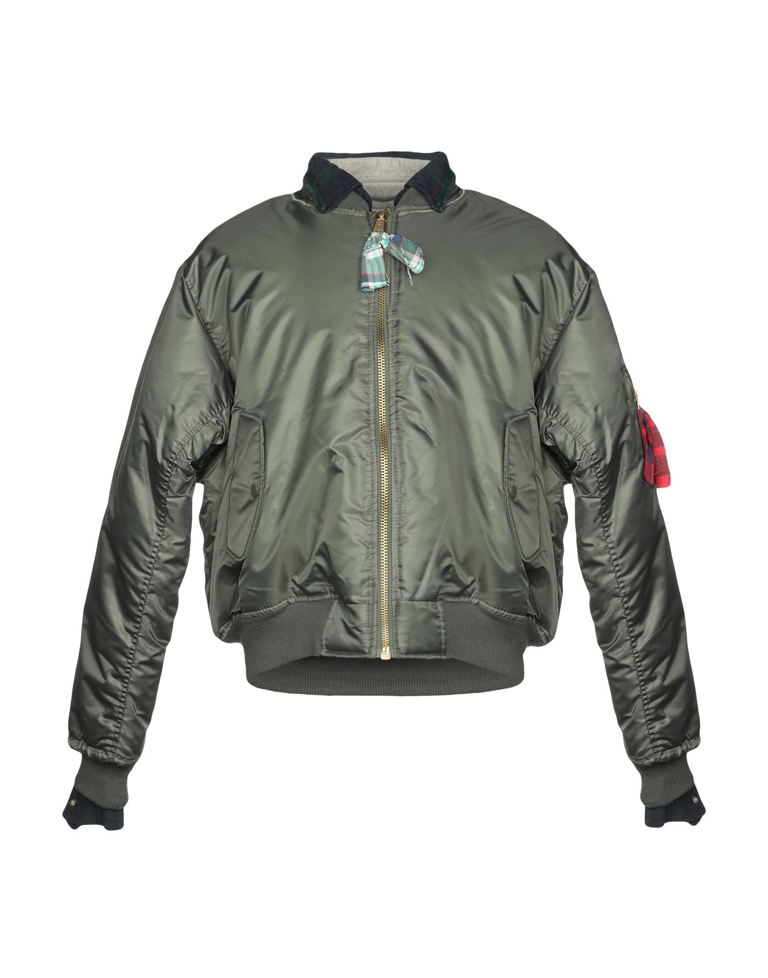 THE INCORPORATED Jackets in Military Green