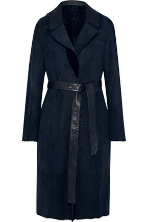 YVES SALOMON Lacon reversible shearling coat