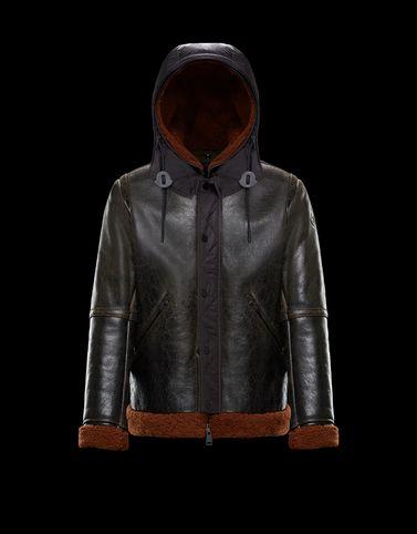 MONCLER ARMAND - Overcoats - men