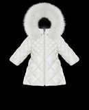 MONCLER TULLE - Long outerwear - women