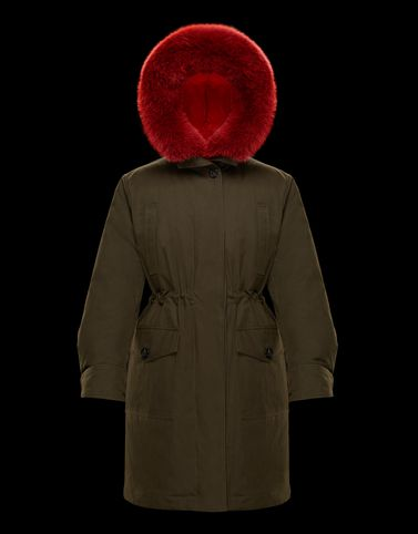 Moncler View all Outerwear Woman: HYPOLAIS
