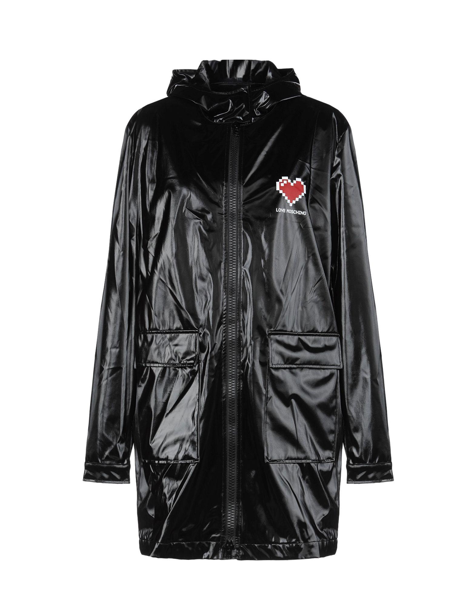 LOVE MOSCHINO Легкое пальто