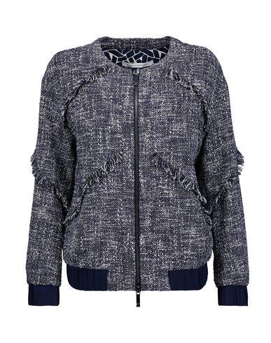 Купить Женскую куртку  темно-синего цвета
