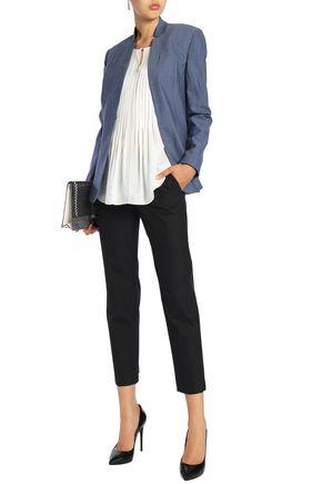 ELIE TAHARI Tori stretch-wool blazer