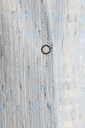 ELIE TAHARI Monet bouclé-tweed blazer
