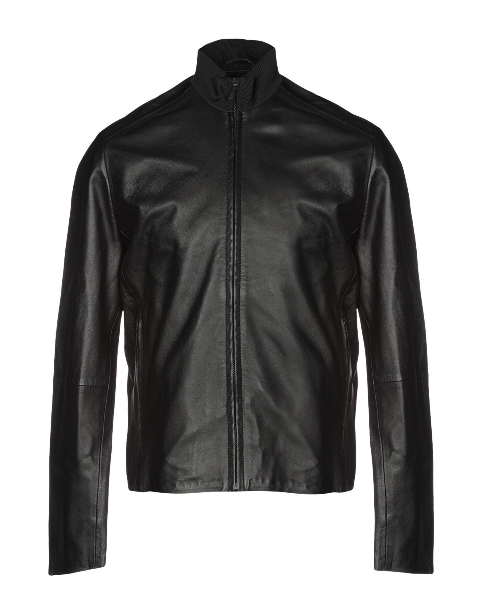 BIKKEMBERGS Jackets in Black