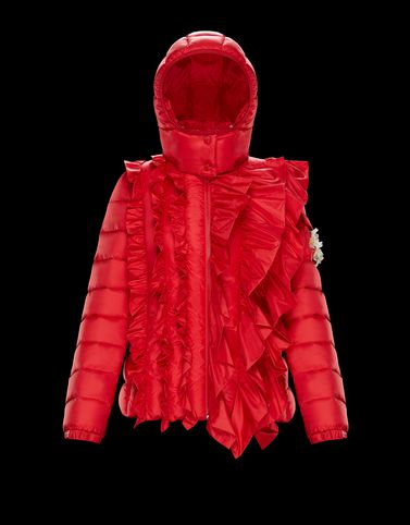 Moncler Short Down Jackets Woman: DARCY