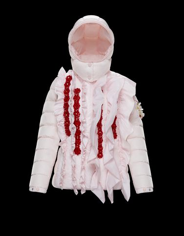 MONCLER DARCY - Short outerwear - women