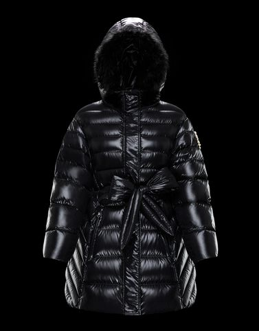 MONCLER ANGELICA - Long outerwear - women