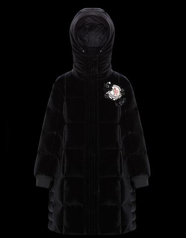 MONCLER MARGARETH - Long outerwear - women