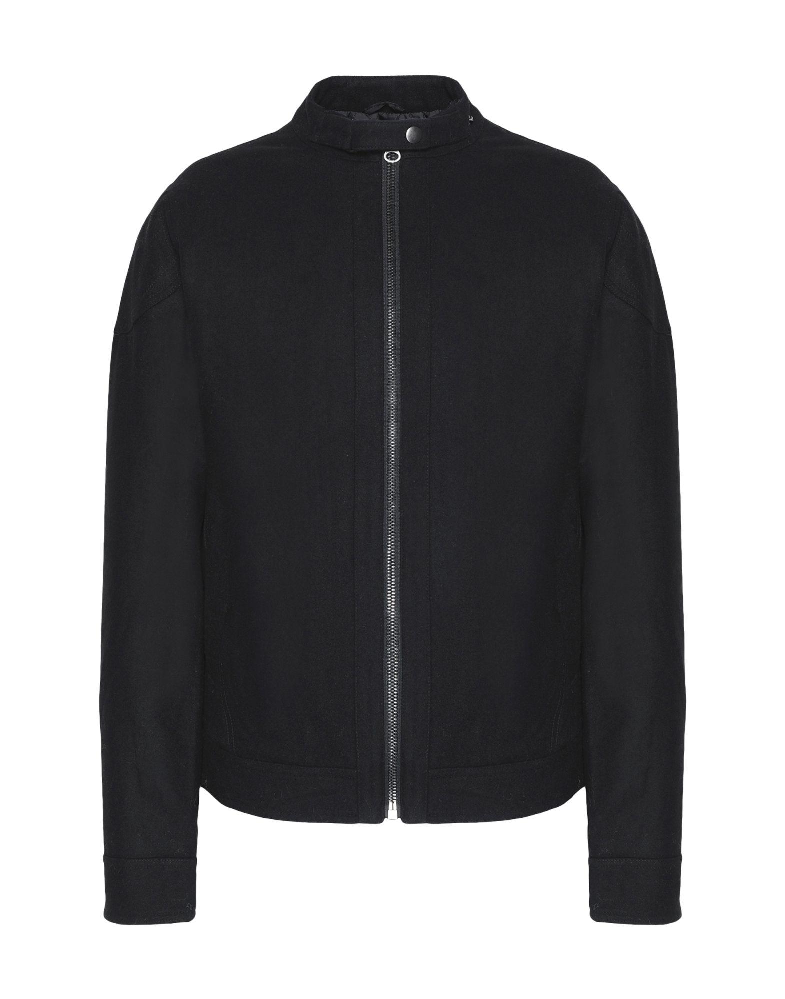 8 by YOOX Куртка 8 by yoox джинсовая верхняя одежда