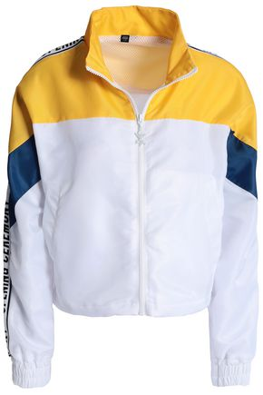 OPENING CEREMONY Color-block shell jacket