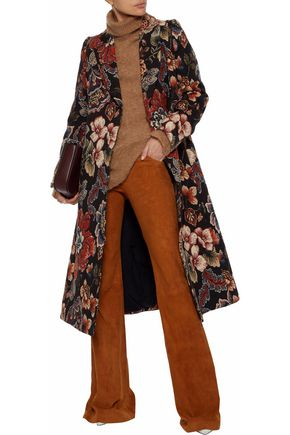STELLA McCARTNEY Jacquard coat