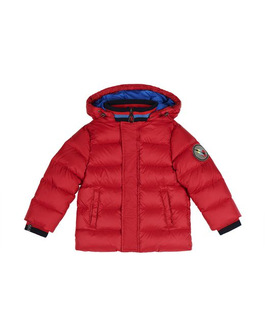 RED WINTER JACKET  - Lanvin