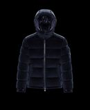 MONCLER MAY - Overcoats - men