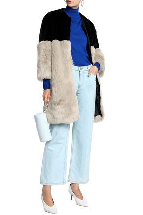 AINEA Faux fur coat