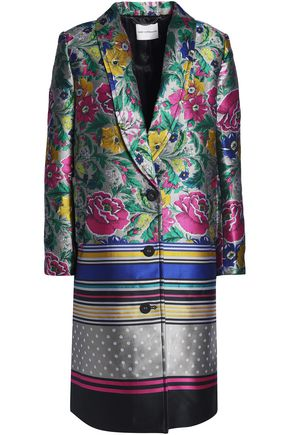 MARY KATRANTZOU Jacquard coat
