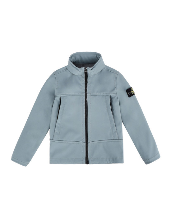 STONE ISLAND JUNIOR LIGHTWEIGHT JACKET Q0230 SOFT SHELL-R