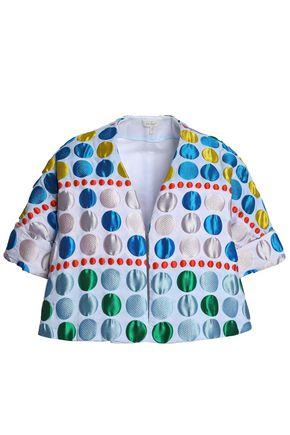 DELPOZO Jacquard jacket