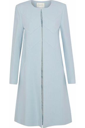 GOAT Fairfax wool-crepe coat