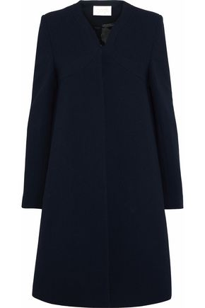 GOAT Florentine wool-crepe coat