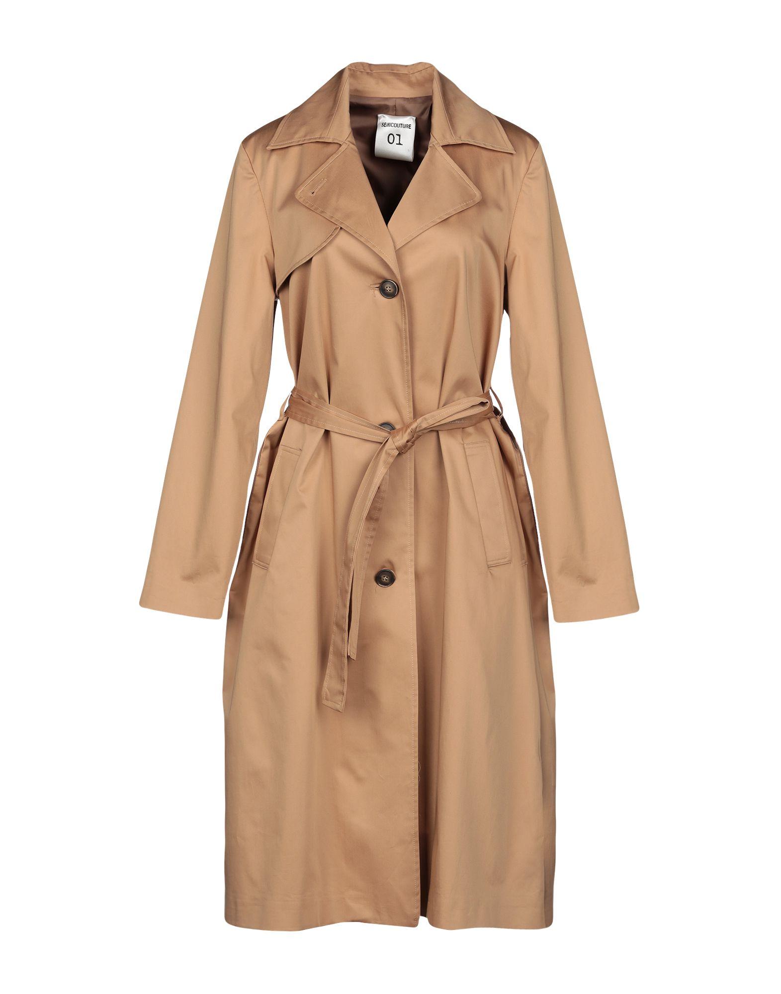 SEMICOUTURE Легкое пальто semicouture легкое пальто