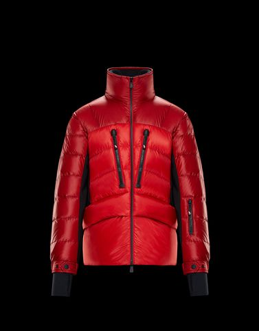Moncler Grenoble Jackets and Down Jackets Man: BRAIES