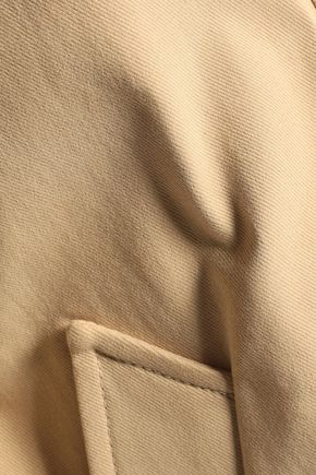 SEE BY CHLOÉ Cotton-blend twill trench coat