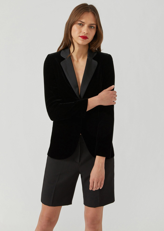 Cocktail Jackets - Item 41843766, Black from ARMANI.COM