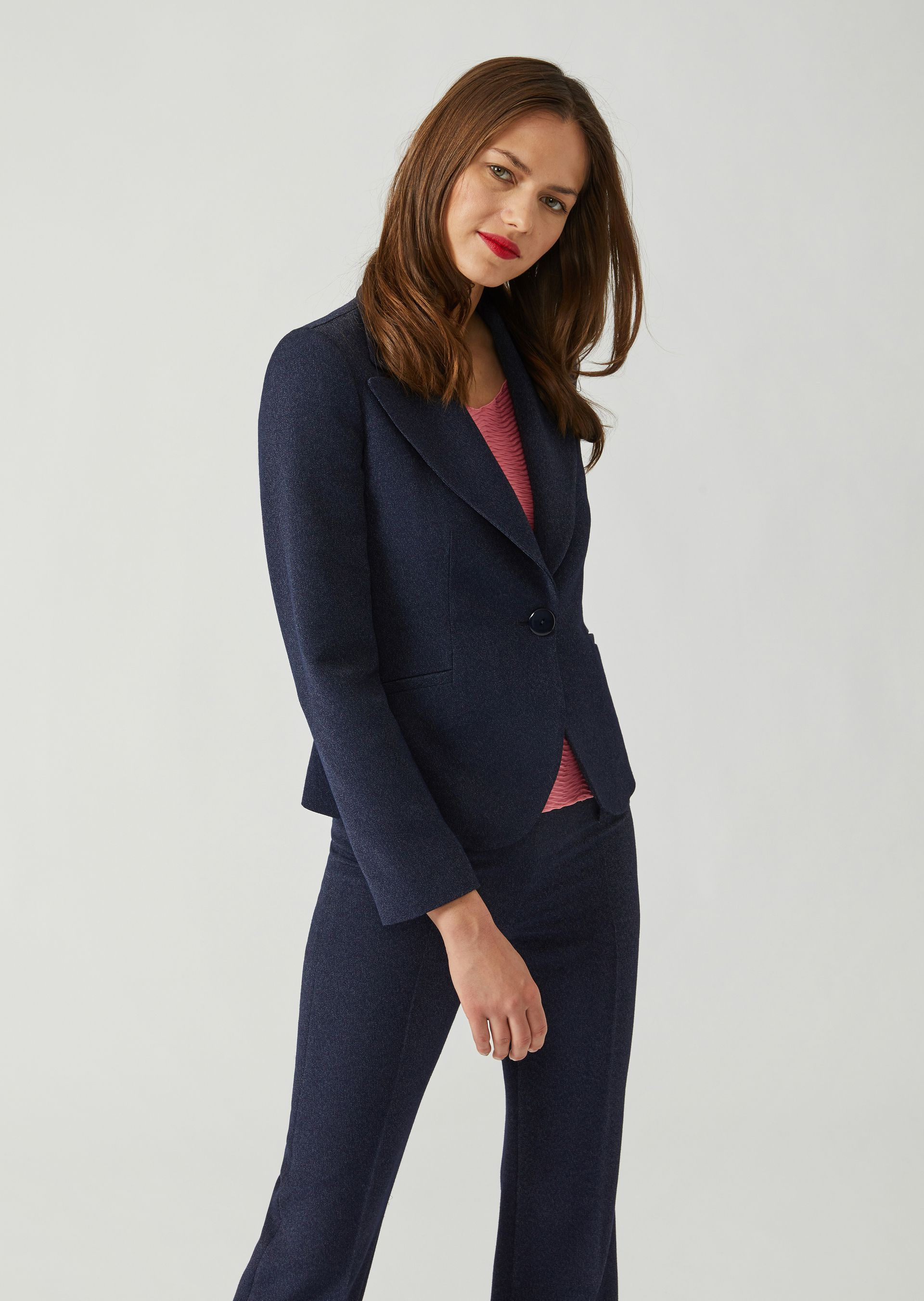 Casual Jackets - Item 41843821, Pattern from ARMANI.COM