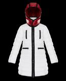 MONCLER YVES - Long outerwear - women