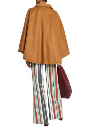 SEE BY CHLOÉ Wool-blend felt cape