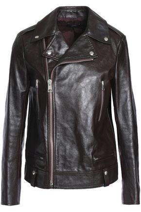 JOSEPH Leather biker jacket